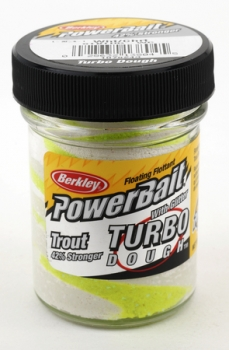 Berkley Powerbait Glow in the Dark | Chart./White Glow